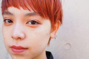 たまには個性的に♪映画フィフスエレメント・ミラのオレンジカラーにチャレンジ!
