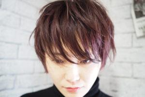 冬のほっこりカラーとハンサムショート @美容室セット下北沢